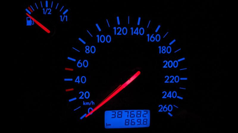 Roadtrip van 869,8 kilometer