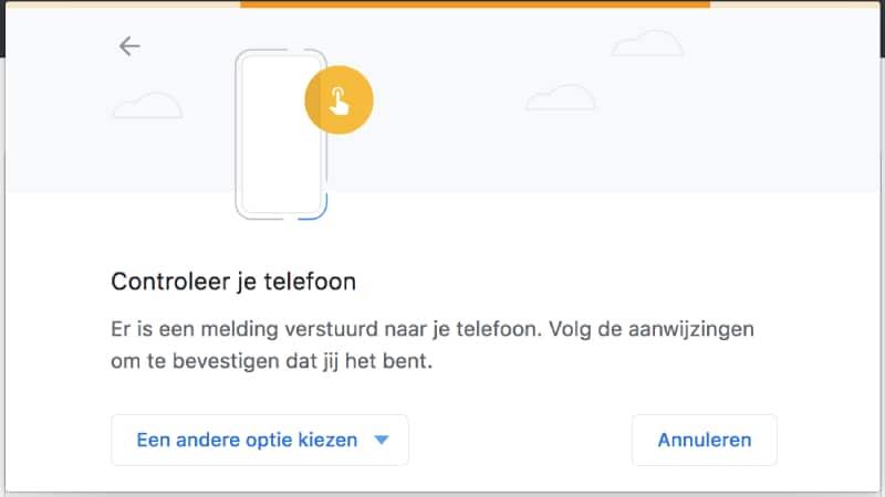 Tweestapsverificatie: veilig inloggen met je Android-telefoon op je Google-account