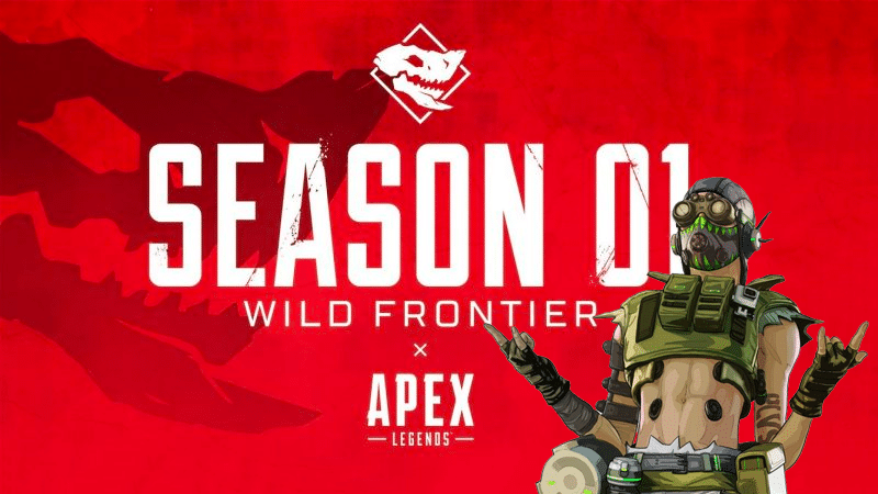 Apex Legends Season 1 - Wild Frontier