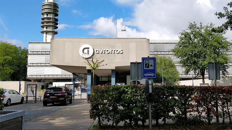 AVROTROS-gebouw