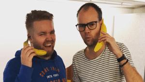Banana Phone: bellen met een banaan