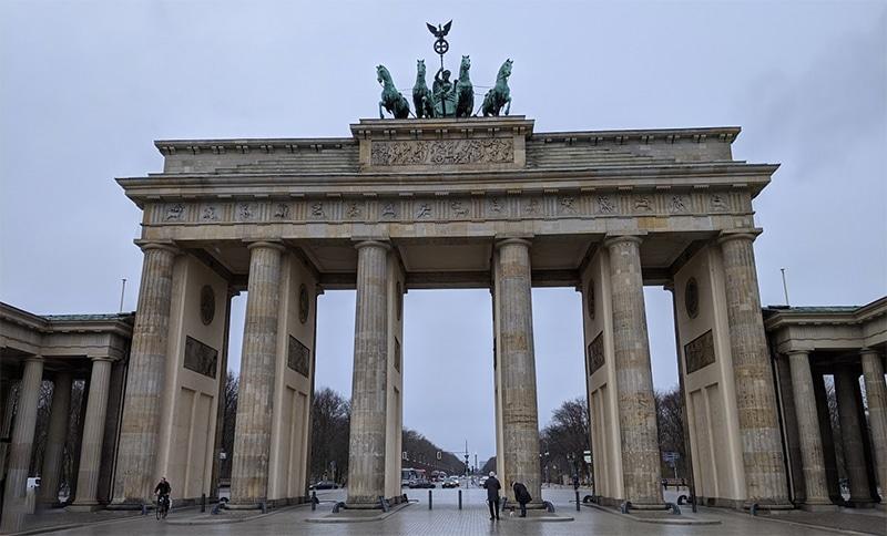 Een week remote werken in Berlijn