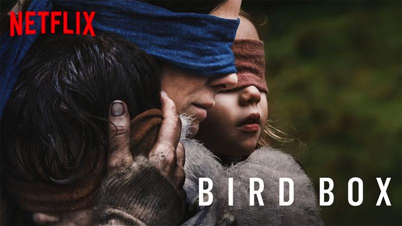 Filmreview: Bird Box