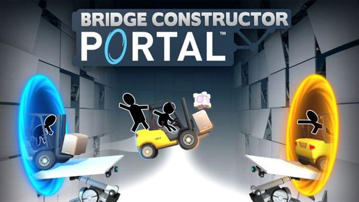 Gamereview: Bridge Constructor Portal
