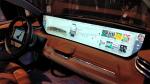 Byton dashboard met schermen