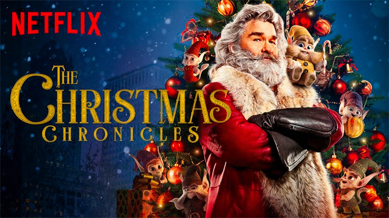 Filmreview: The Christmas Chronicles