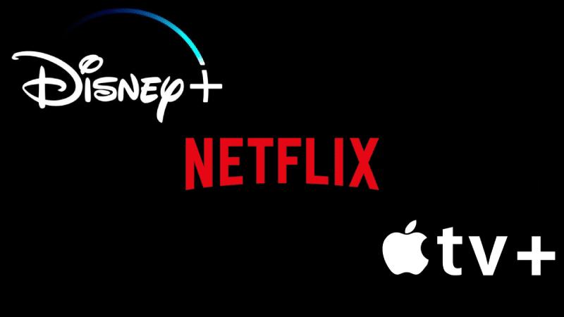 Wat is het verschil tussen Netflix, Disney+ en Apple TV+?