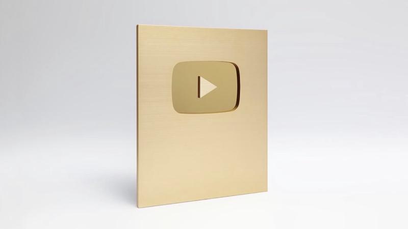 Nederlandse YouTubers met meer dan één miljoen abonnees