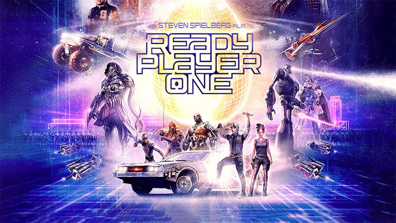 Favoriete film: Ready Player One