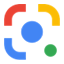 Google Lens-icoontje