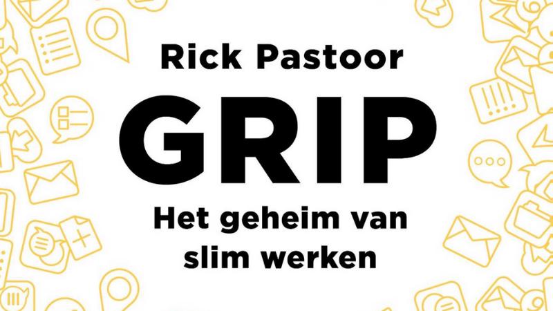 GRIP van Rick Pastoor – Boekreview