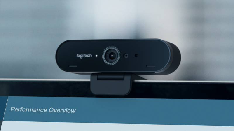Logitech Brio 4K Ultra HD – Review