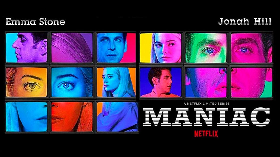 Seriereview: Maniac (2018)