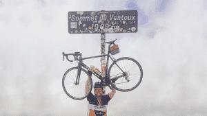 Missie geslaagd: Mont Ventoux beklimmen op een racefiets ✅