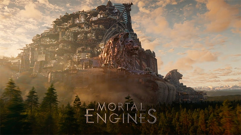 Filmreview: Mortal Engines (2018)