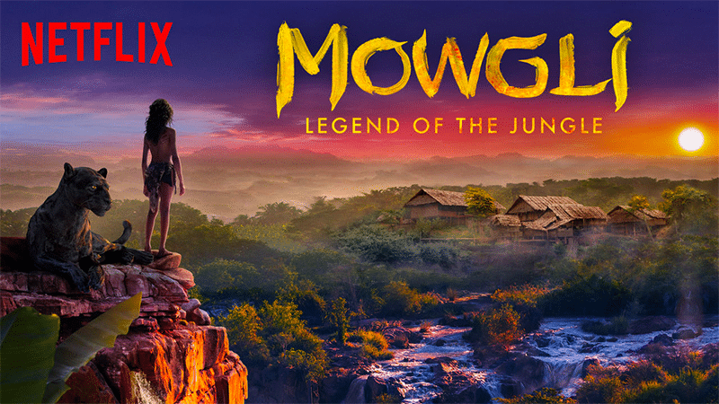 Filmreview: Mowgli: Legend of the Jungle