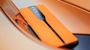 OnePlus toont smartphone met onzichtbare camera's