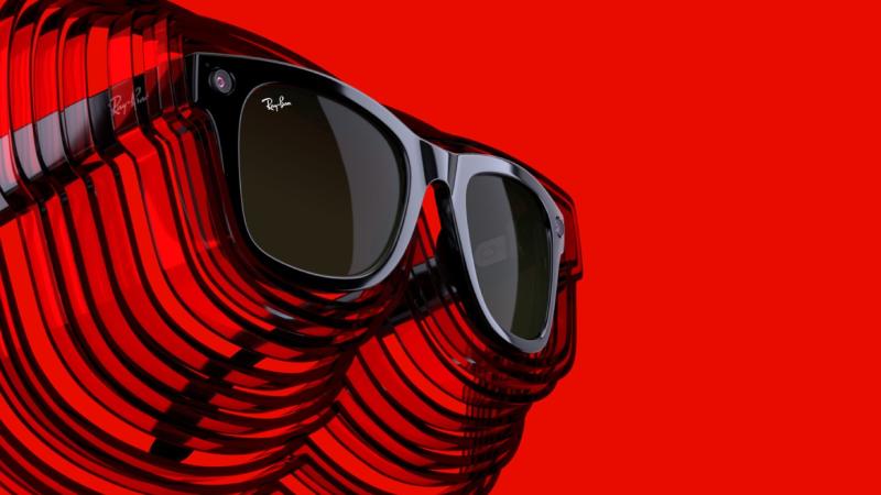 Ray-Ban slimme bril