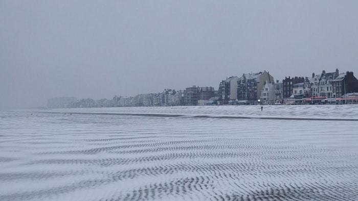 Roadtrip: Duinkerke in de winter