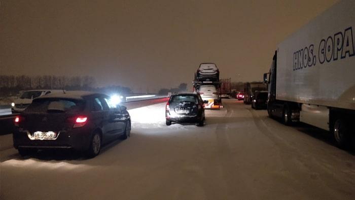 Roadtrip: horrorfile bij Montpellier