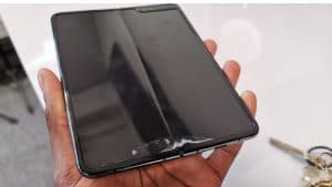 Samsung Galaxy Fold's binnen een dag stuk, wat gaat er mis?