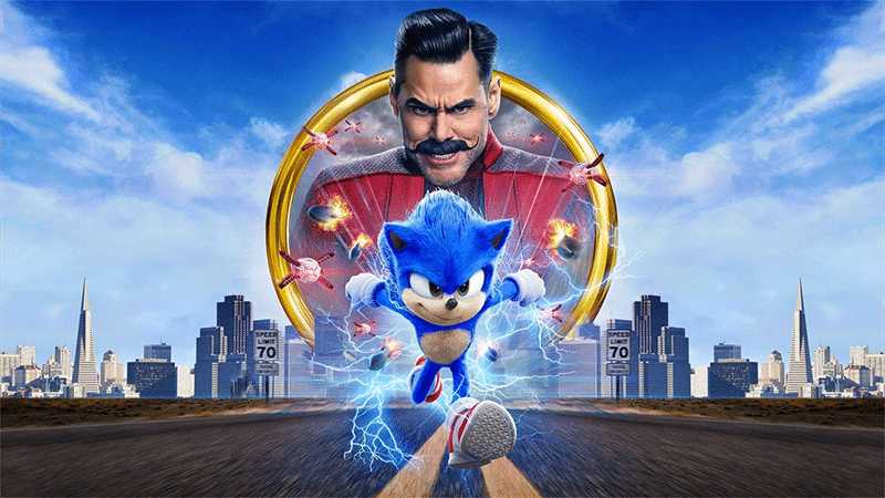 Filmreview: Sonic the Hedgehog (2020)
