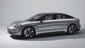 Vervoer op CES: Sony presenteert auto en Segway komt met gemotoriseerde stoel op wielen