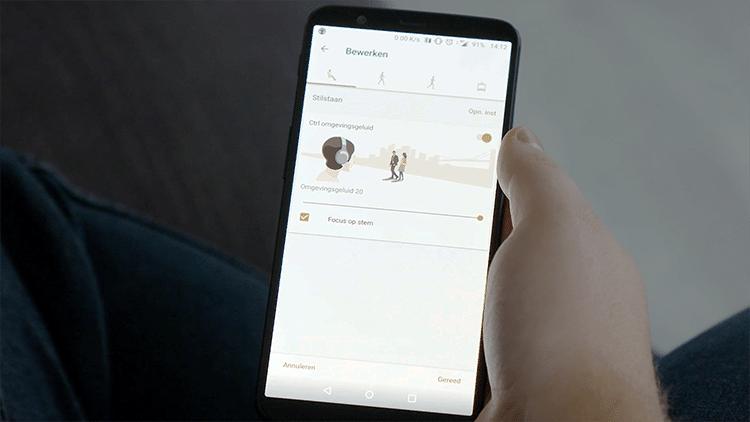 Sony Headphones-app