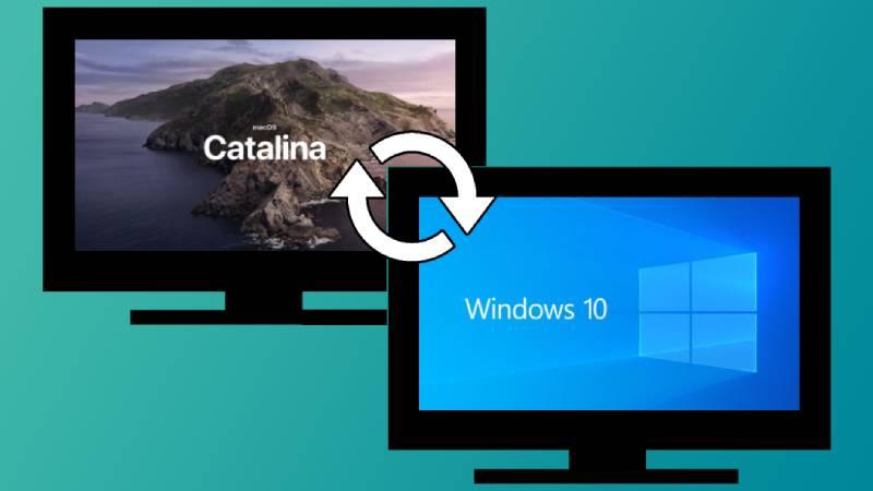 Zo switch je gemakkelijk van toetsenbord, muis en beeldscherm tussen computers