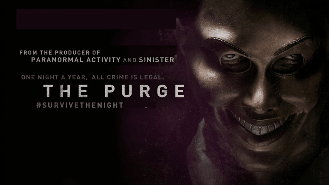 Filmreview: The Purge (2013)