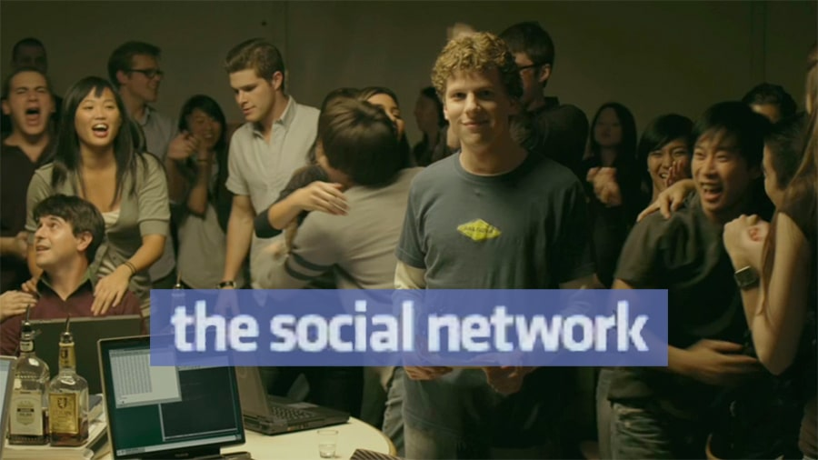 Filmreview: The Social Network