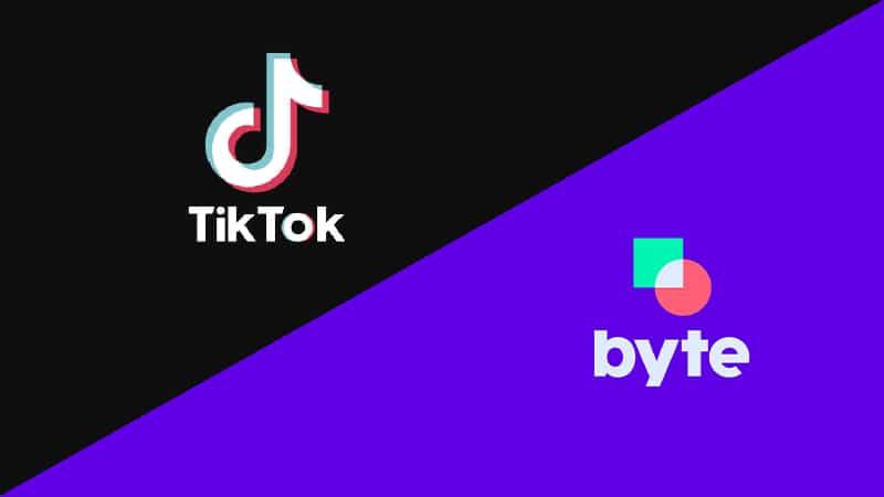 Verschil TikTok en Byte