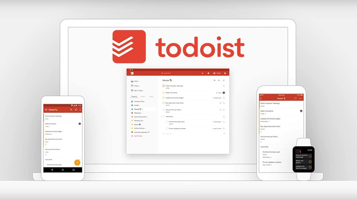 Todoist: inzichtelijk maken wat je nog moet doen