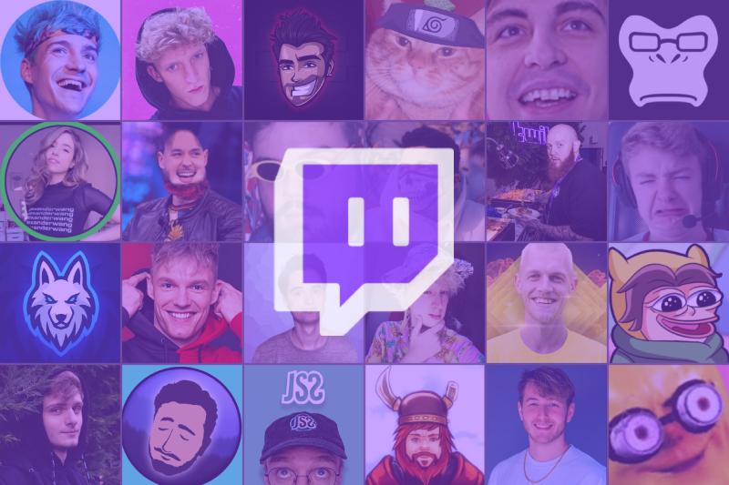 Wie heeft de meeste volgers op Twitch?