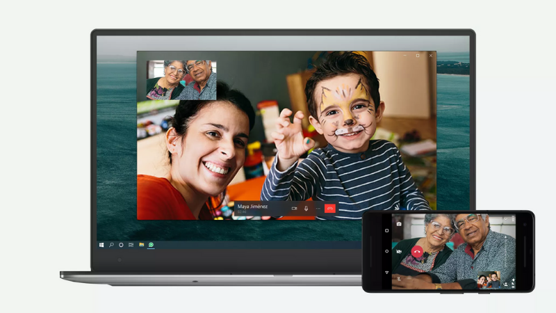 Hoe kun je videobellen via WhatsApp op je computer?