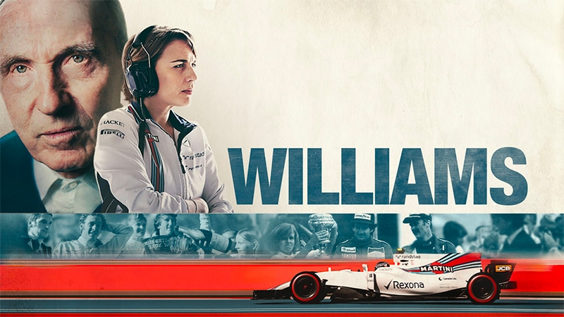 Documentairereview: Williams (2017)