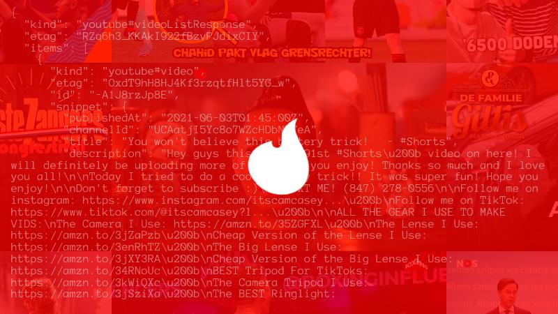 YouTube Trending analyseren: van YouTube API naar BigQuery-database